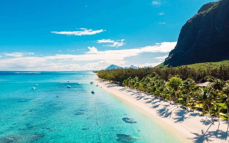 Mauritius has undergone through several improvements and its per-capita income of $10,500 is already way ahead of the region's average of $4,000!